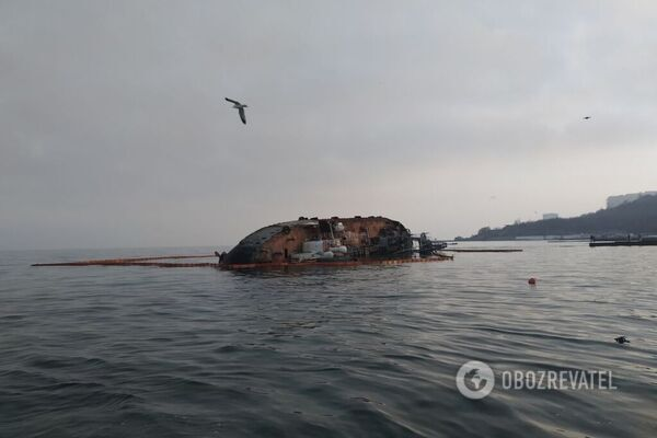 """У справі про катастрофу танкера """"Делфі"""" в Одесі знайшли підозрюваних"""