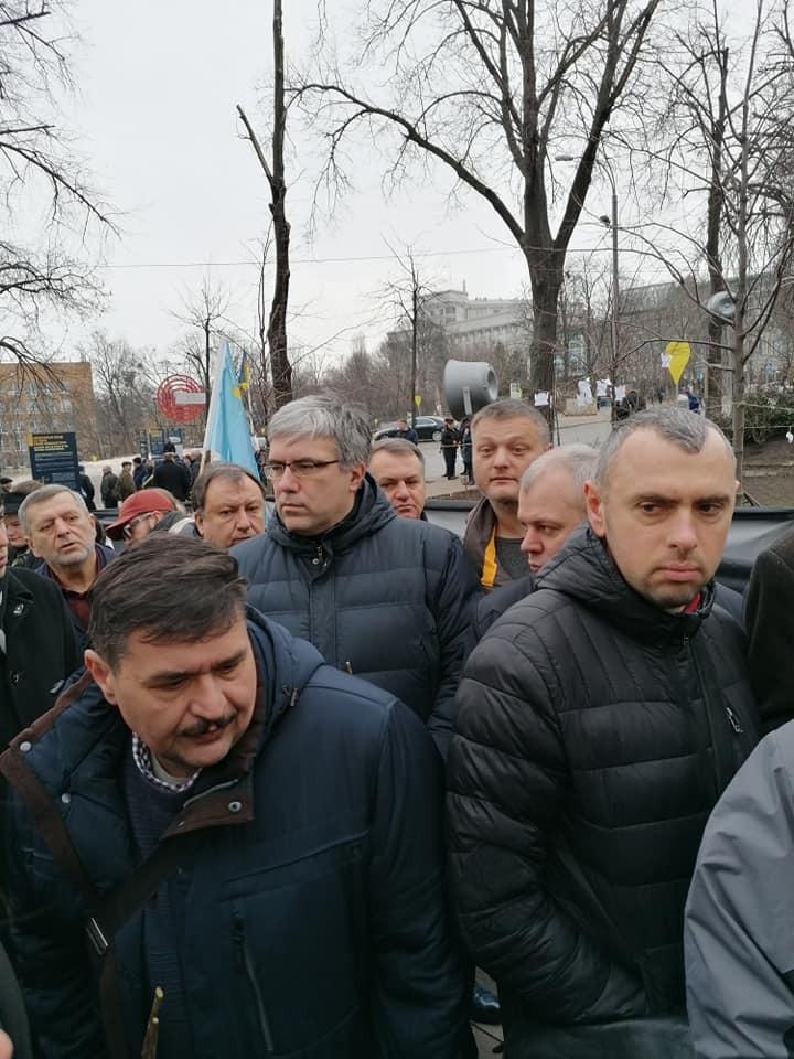 У Києві пройшла панахида за загиблими Героям Небесної Сотні