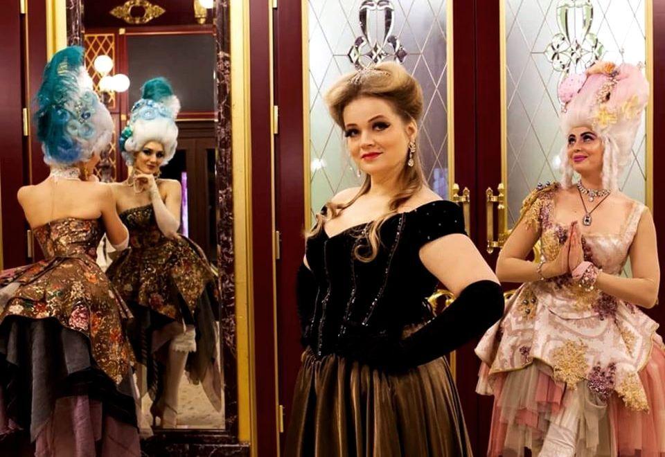 """""""Шедевры барочной музыки. Французское барокко"""" покажут в Национальной оперетте Украины"""