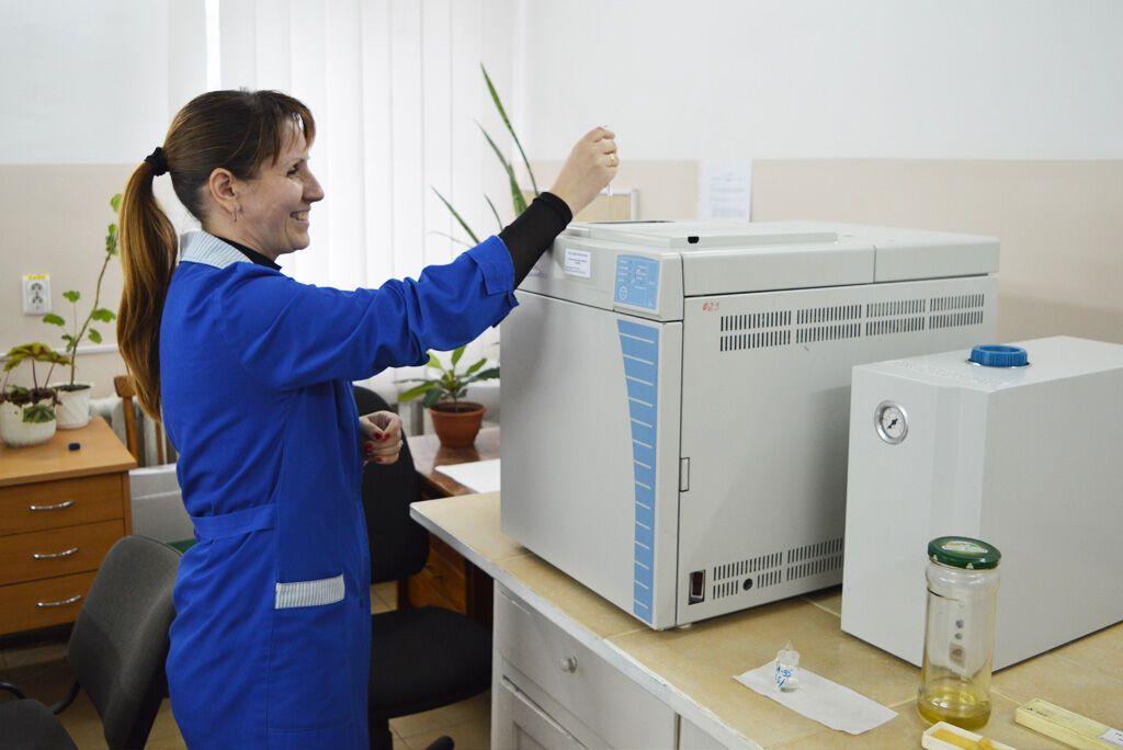 Оценка качества бензина на украинских АЗС