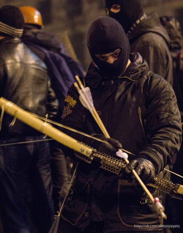 На Майдані у криваві дні