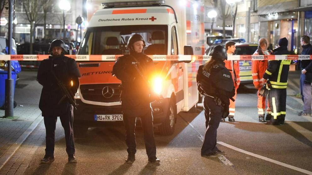 В Германии расстреляли два бара-кальянные