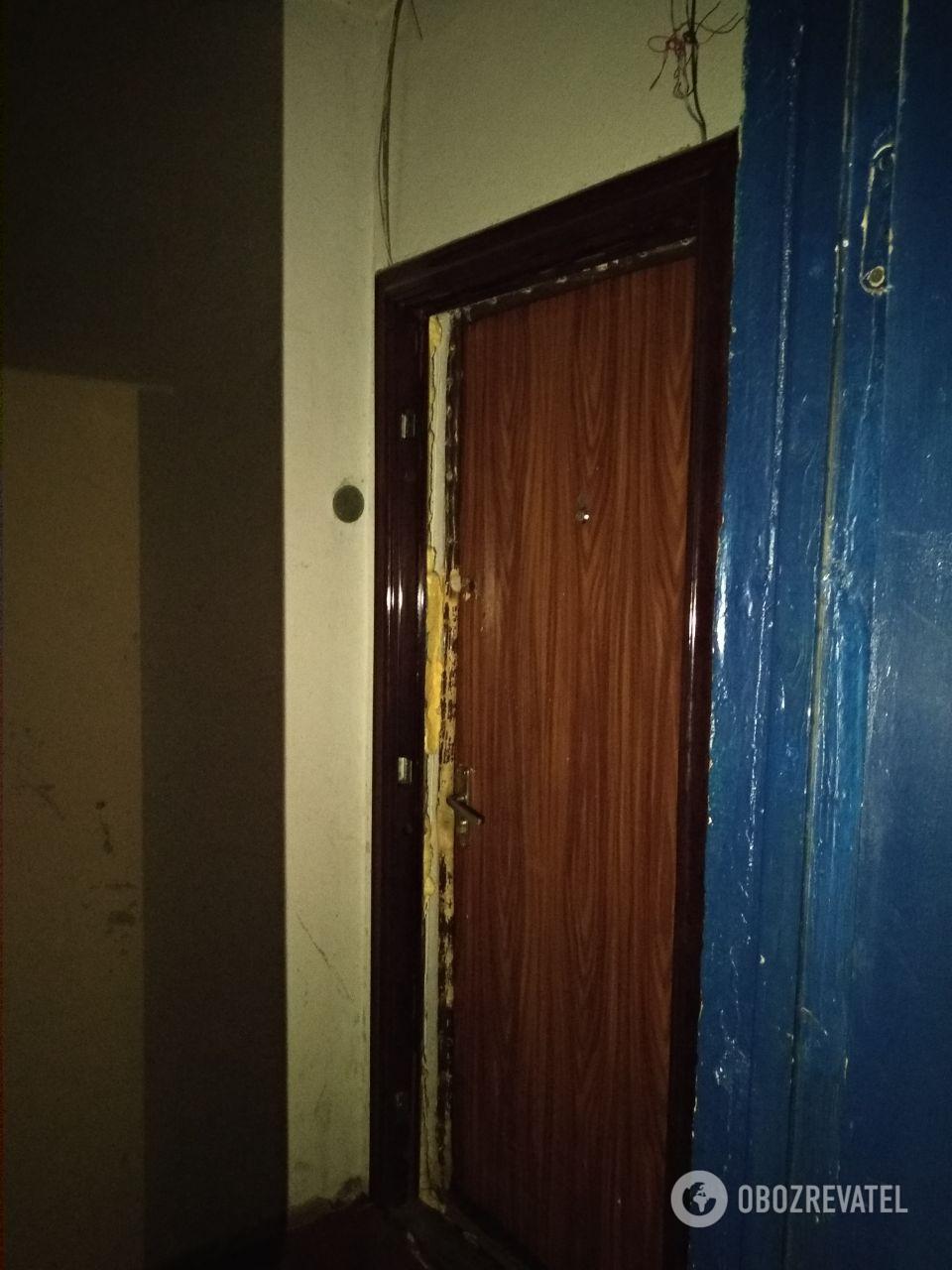 Квартира, де стався злочин