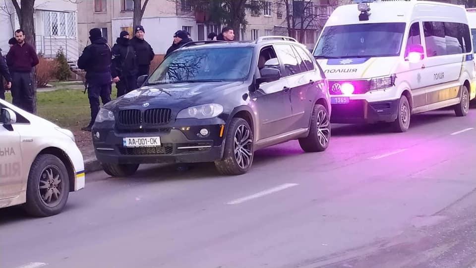 У Львові викрали людину