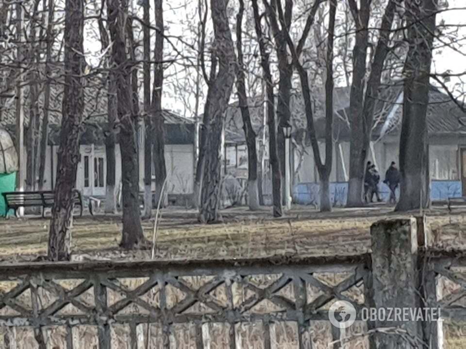 Санаторій Нацгвардії, у якому поселили українців із Китаю