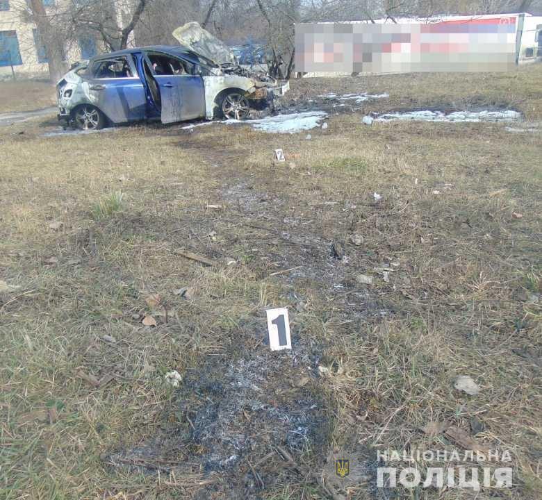 """В Киеве задержали мужчину, который поджег авто """"герою парковки"""""""
