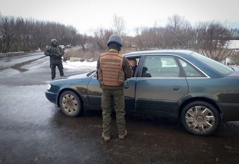 """В Луганской области задержали террориста """"ЛНР"""""""