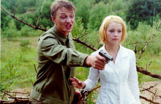 Ольга Будина и Марат Башаров