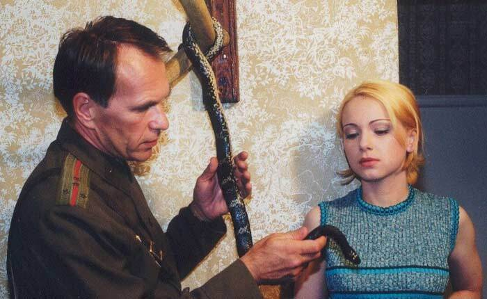 Ольга Будина и Алексей Гуськов