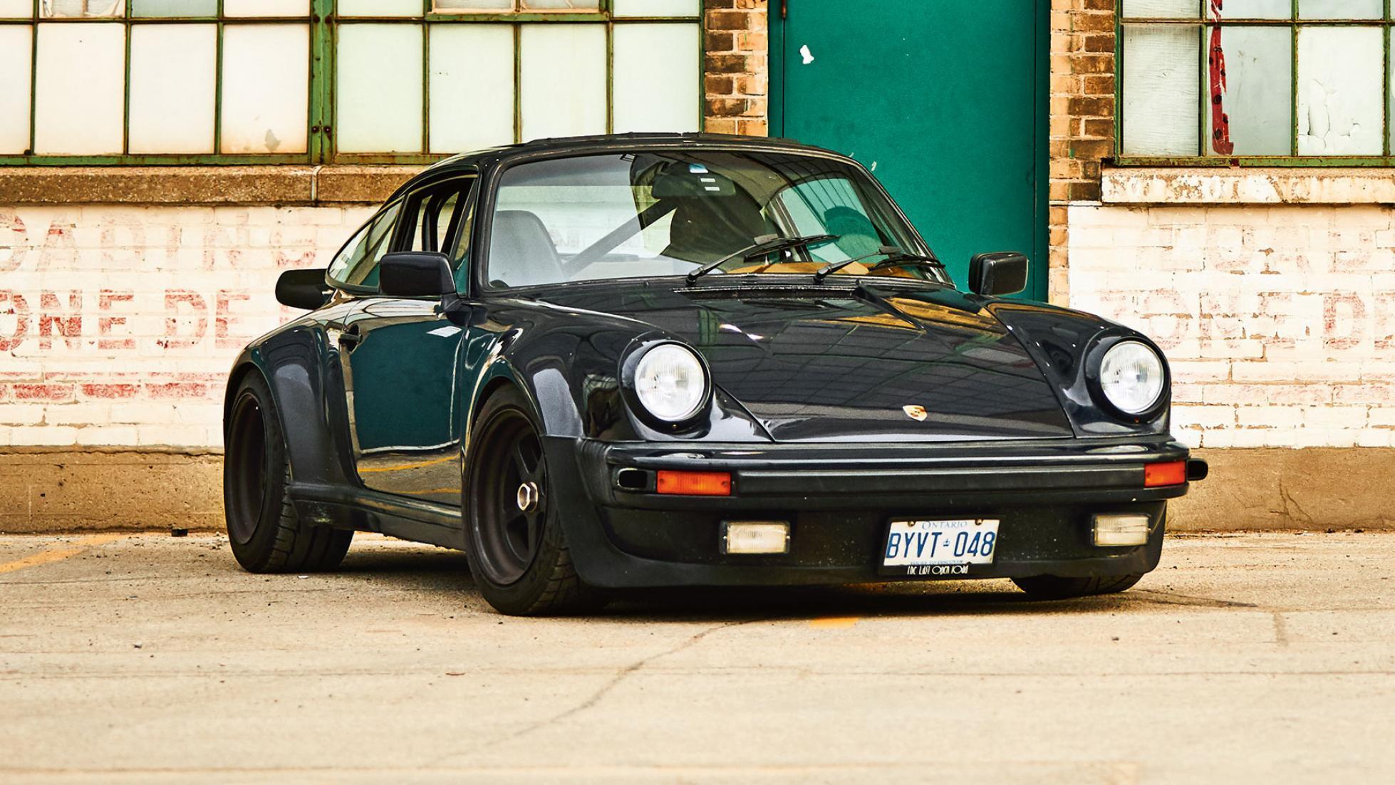 Porsche 911 c пробегом 1,3 млн км