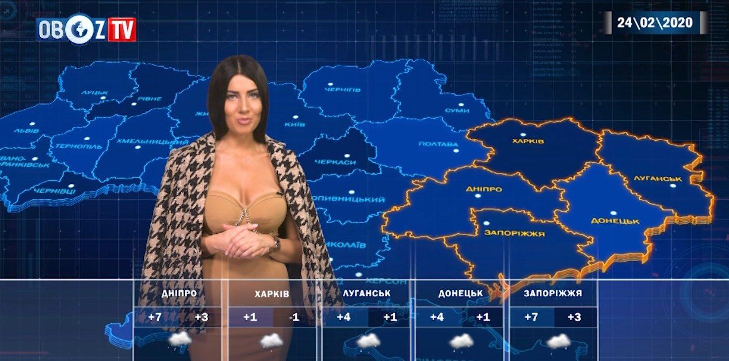 Стихия ударит по Украине: прогноз на 24 февраля от ObozTV