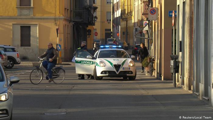 В Италии объявили карантин
