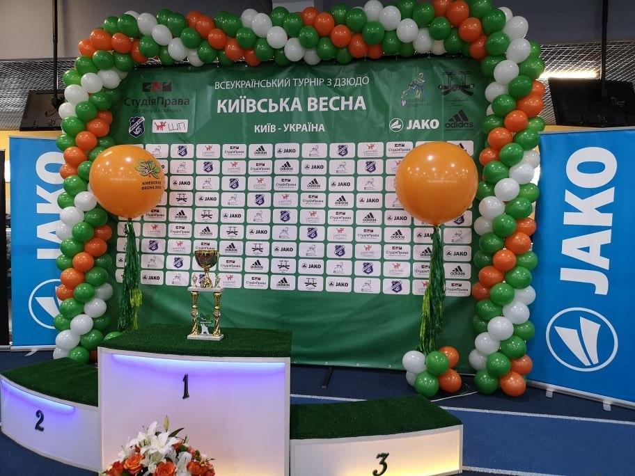 """Насiров відкрив турнір з дзюдо """"Київська весна"""""""