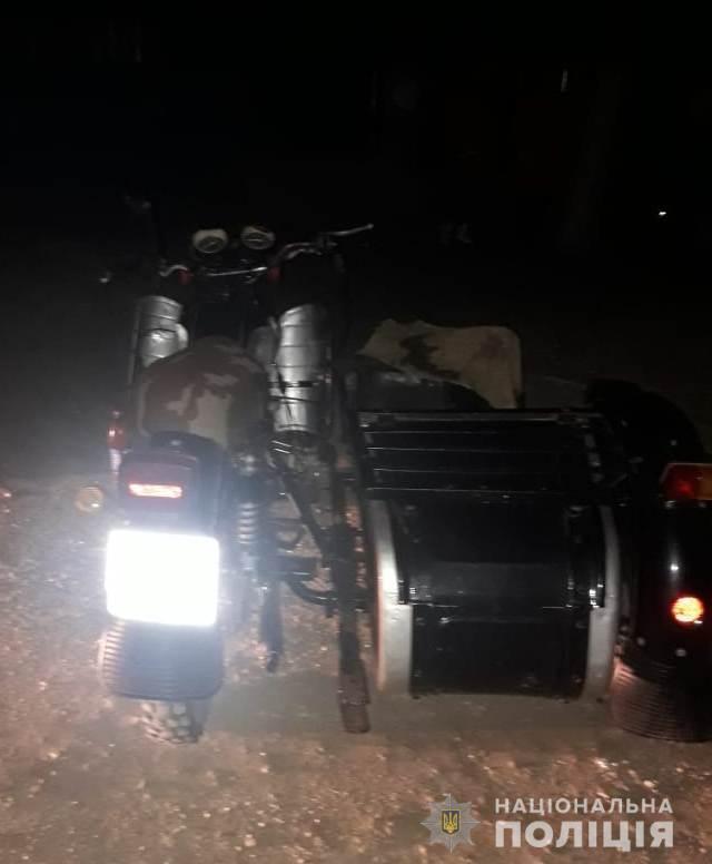 На Одещині п'яний поліцейський влаштував смертельне ДТП