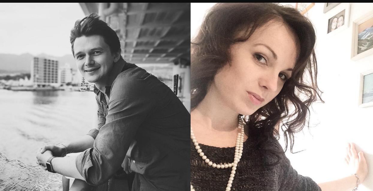 Александр Мурашев и Екатерина Белоусова