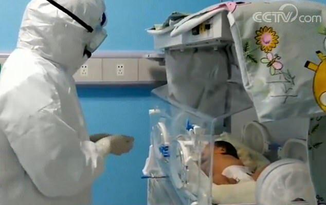 У Китаї новонароджена поборола коронавірус