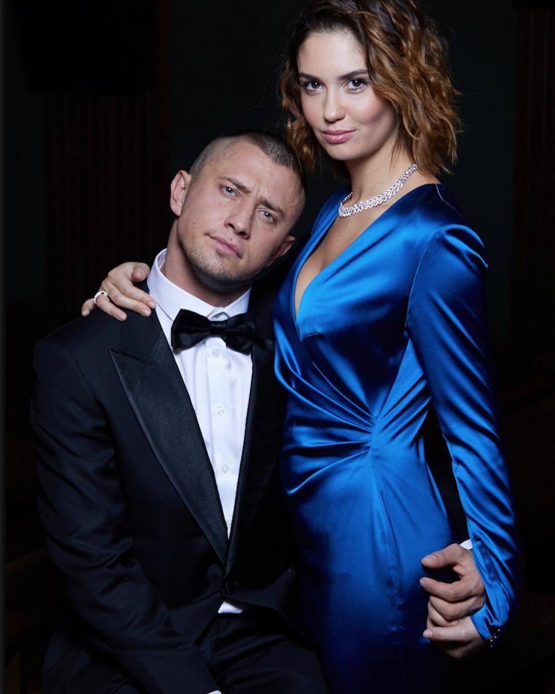 Павел Прилучный и Агата Муцениеце разводятся