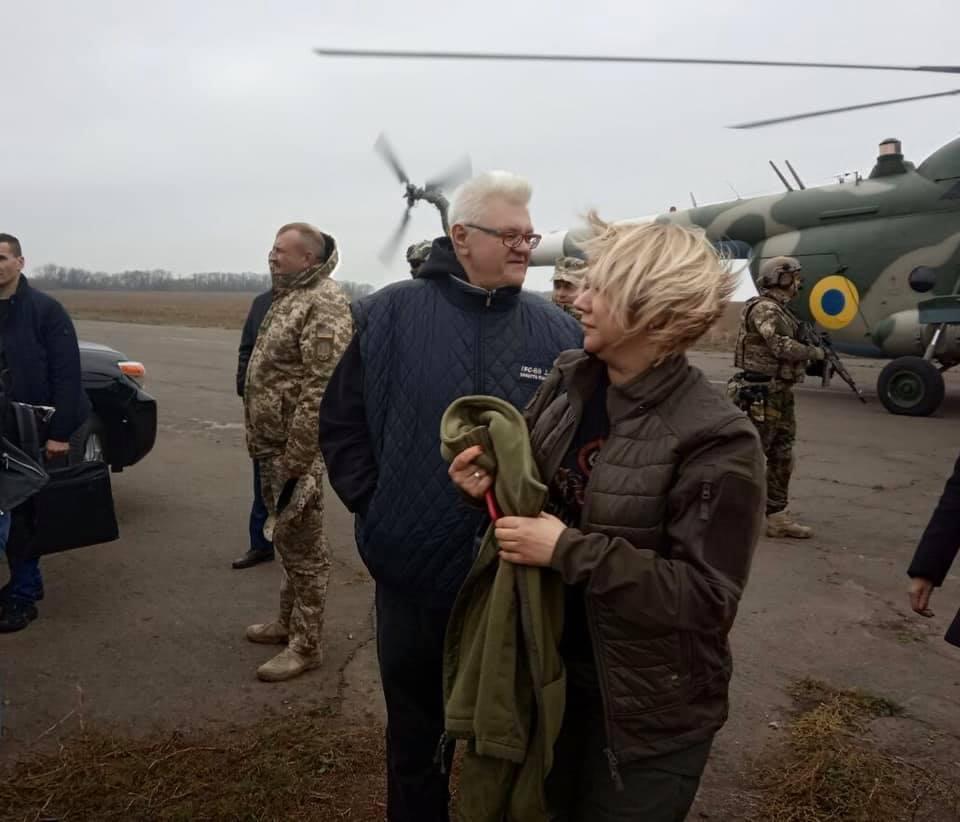 Після нападу окупантів під Золотим Сергій Сивохо відклав запуск Платформи примирення