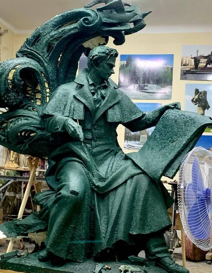 У Флоренції відкриють пам'ятник Тарасу Шевченку