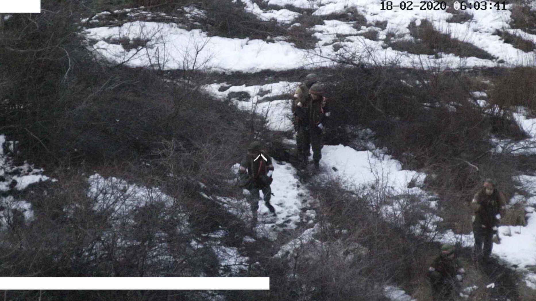 """Террористы на наблюдательном пункте """"Баня"""" убили украинского воина"""