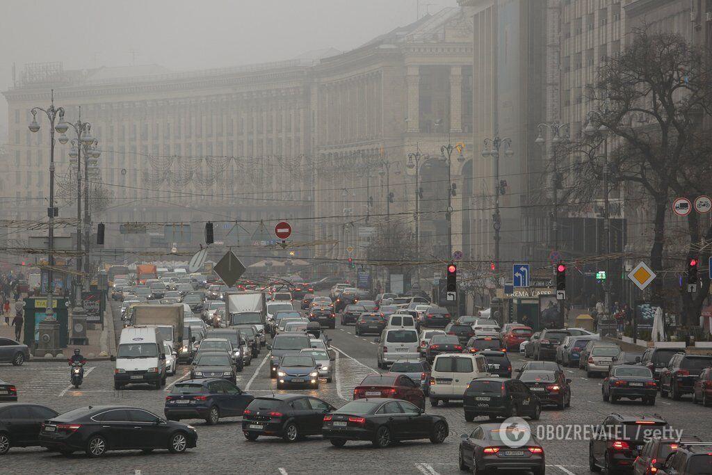 Украина – один из лидеров по ДТП в мире
