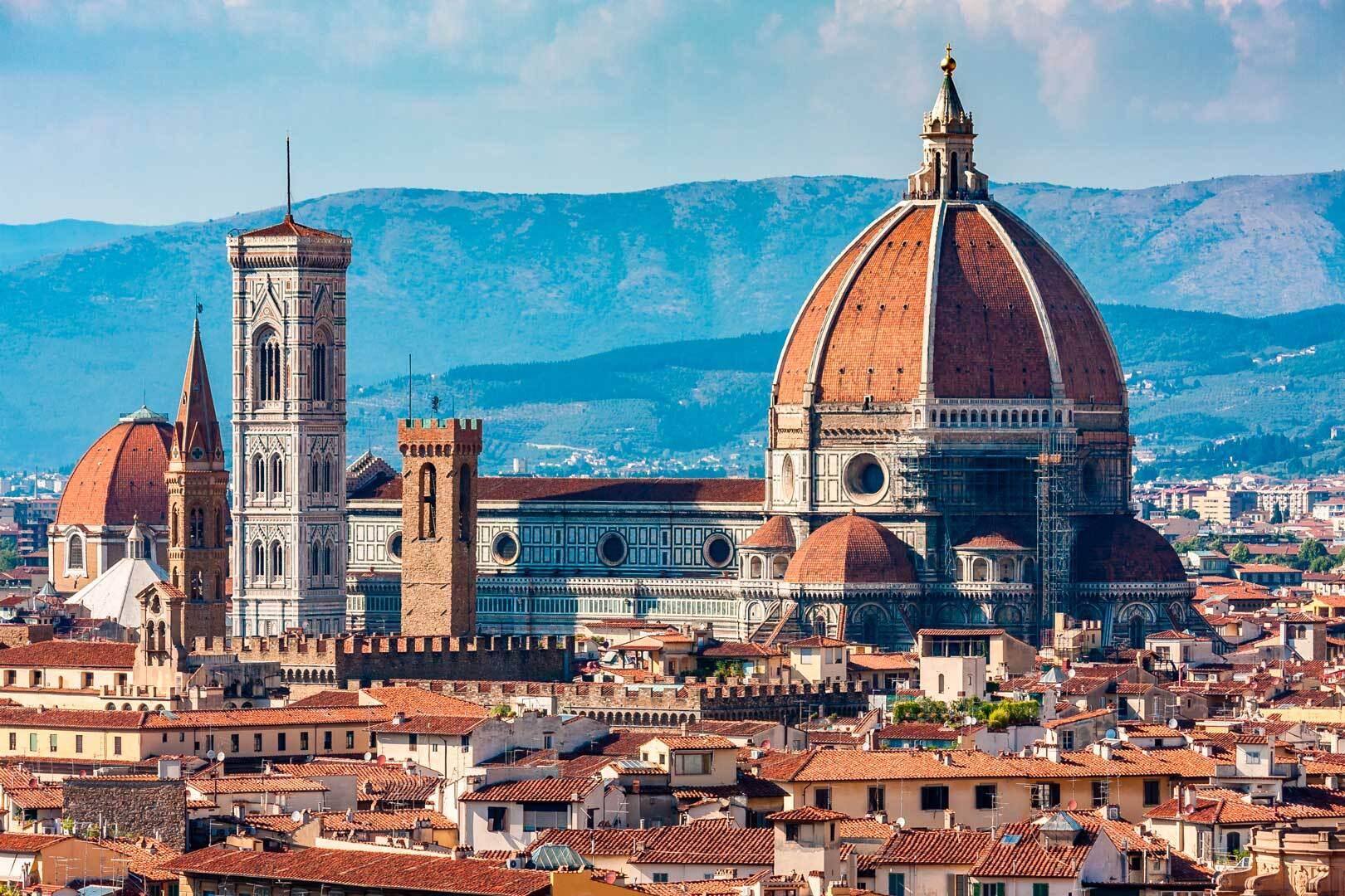 Влада Флоренції вже узгодила встановлення пам'ятника біля собору Santa Maria del Fiore