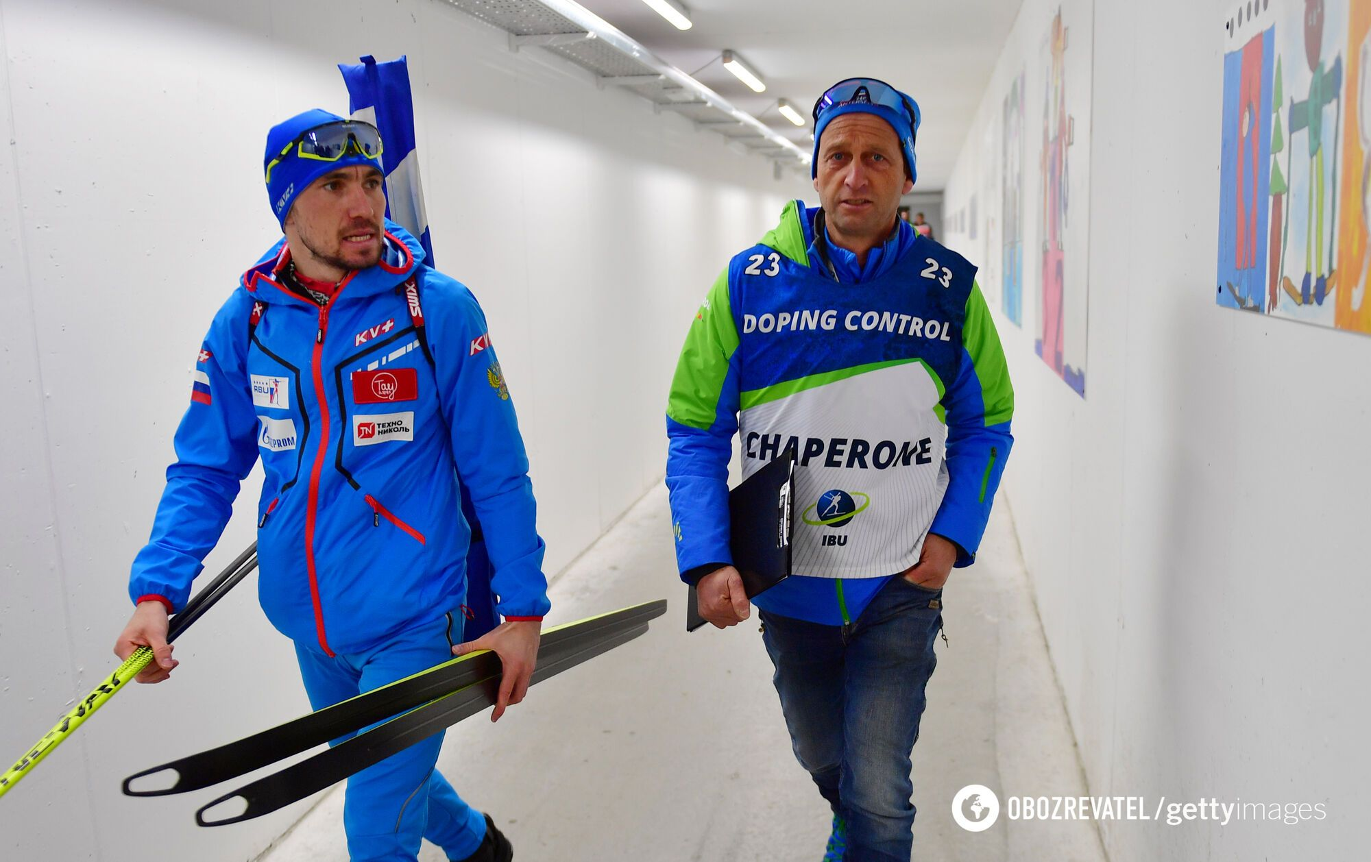 Александр Логинов из-за скандала со сборной России отказался от участия в последней гонке ЧМ