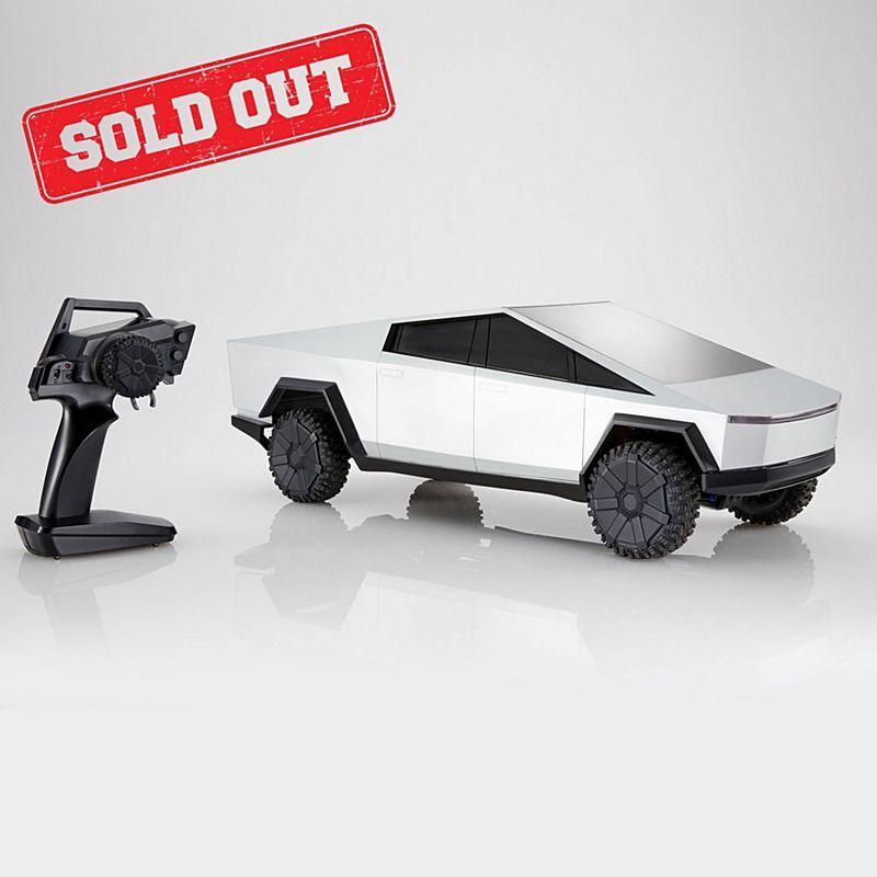 Весь тираж Hot Wheels R/C Cybertruck 1:10 був розпроданий за кілька годин