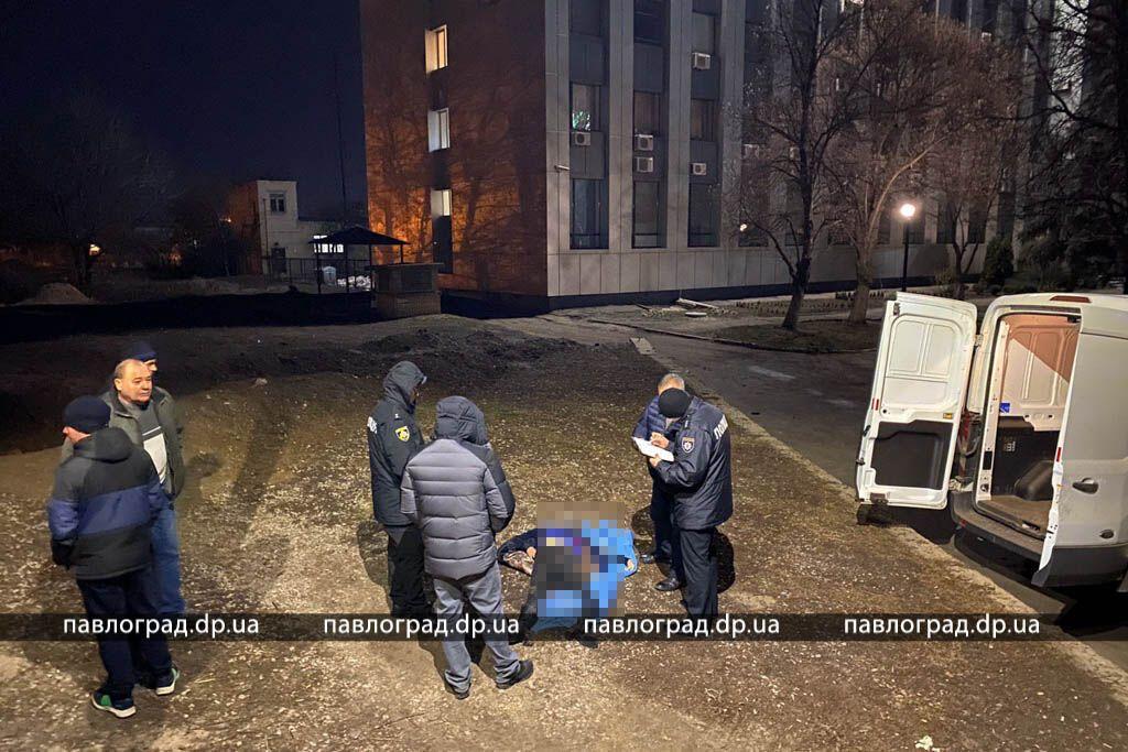 Самоубийство в Павлограде