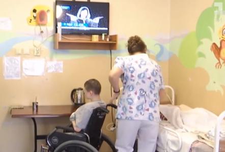 На Вінниччині в інтернаті мало не зварили живцем пацієнтку з ДЦП