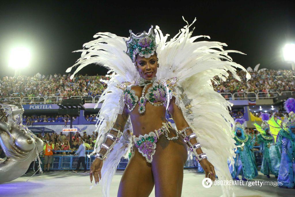 Бразильский карнавал-2020