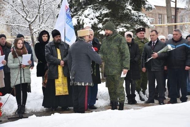 """В """"ЛНР"""" прибыли башкиры-""""освободители"""""""