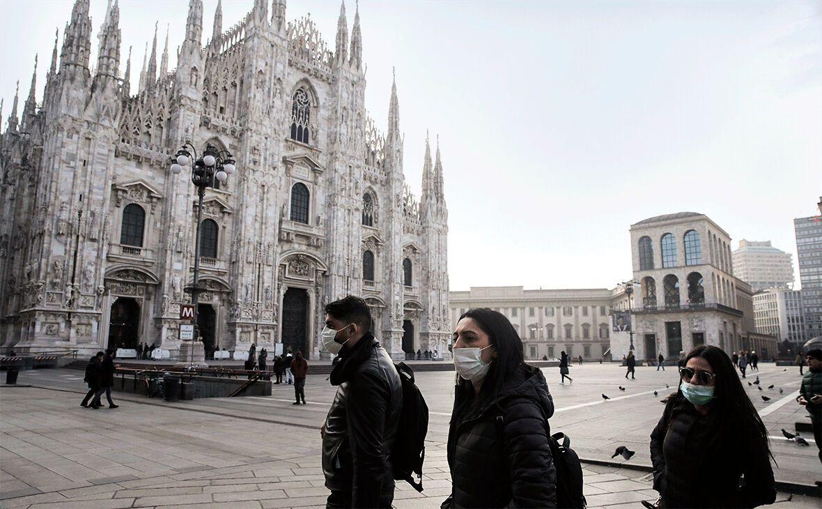 Многие церкви и соборы в Италии закрыты
