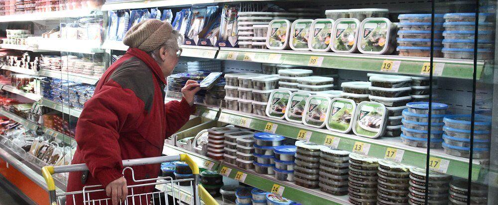 Старикам лучше воздержаться от походов в магазины
