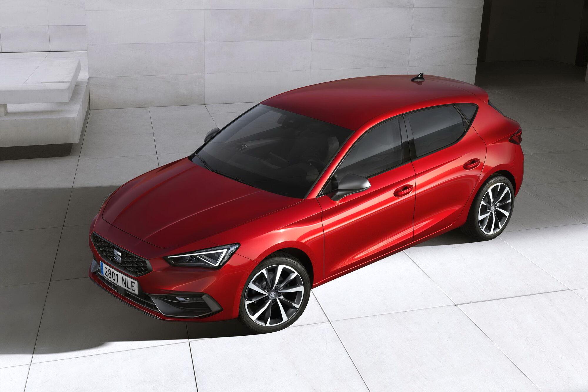 SEAT Leon 2021