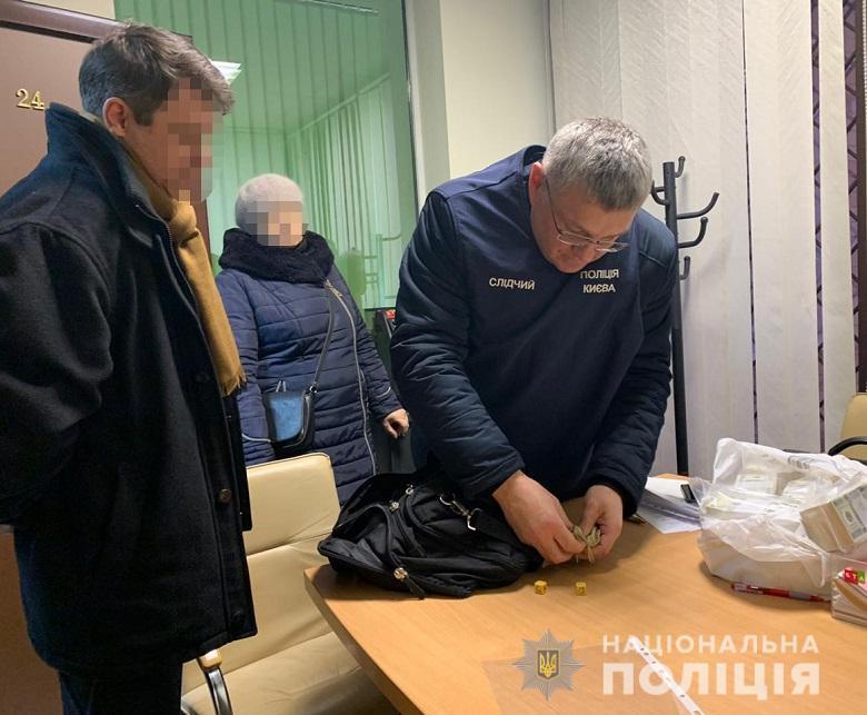 """В Киеве мошенники торговали """"креслами глав ОГА"""""""