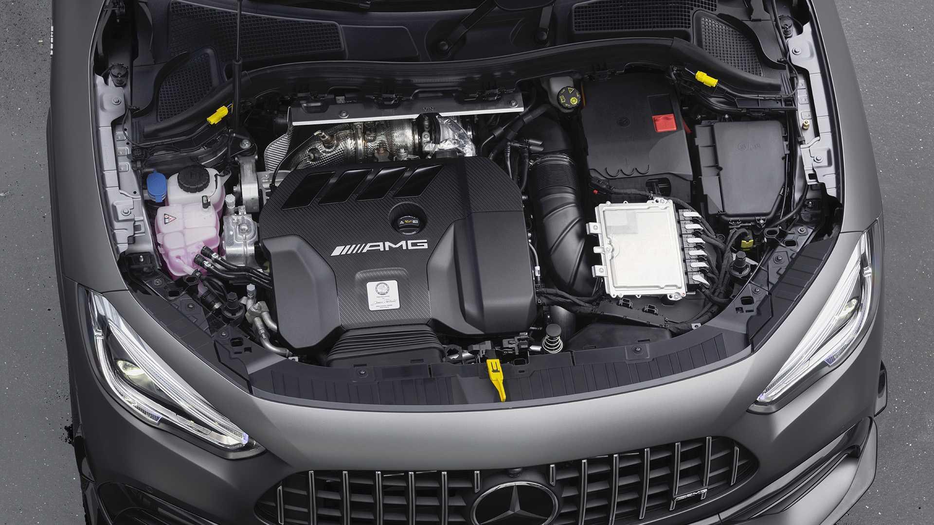 """Двухлитровая турбированная """"четверка"""" является одним из самых совершенных двигателей компании"""