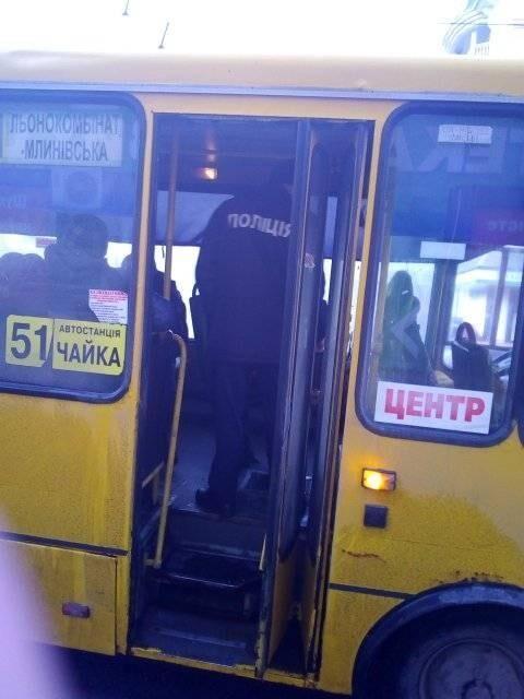 Подросток угнал маршрутку в Ривне