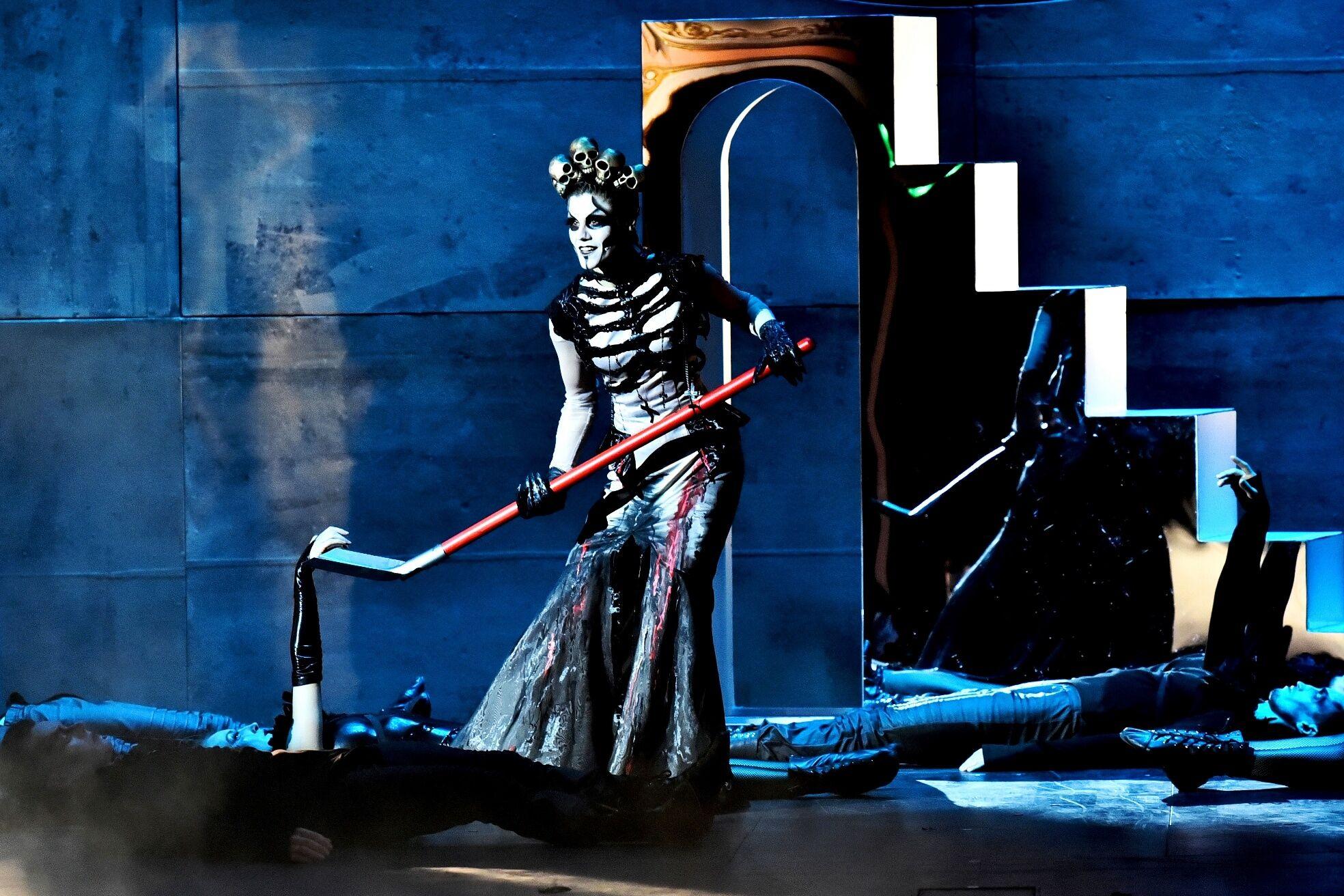 """10 марта на сцене Национальной оперетты состоится легендарная рок-опера """"Белая ворона"""""""