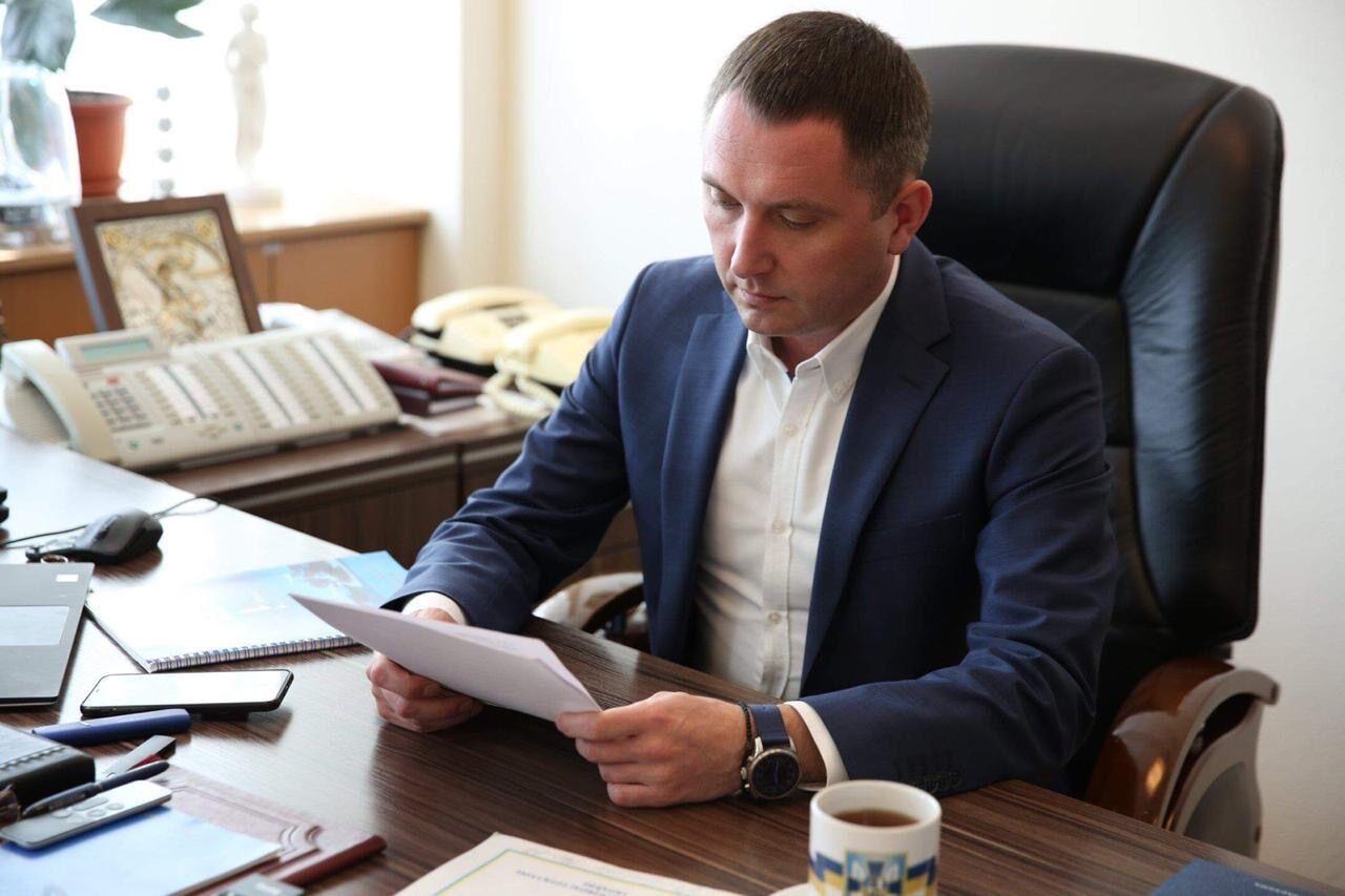 , Юрій Лавренюк дав перше інтервю після звільнення з Міністерства Інфраструктури
