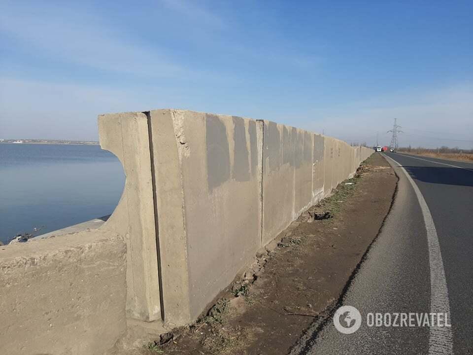 В Одесі вирішують, що робити з дамбою, яка загрожує тисячам осіб
