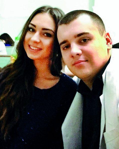 Аліна Шамалюк та Олександр Бойдаченко
