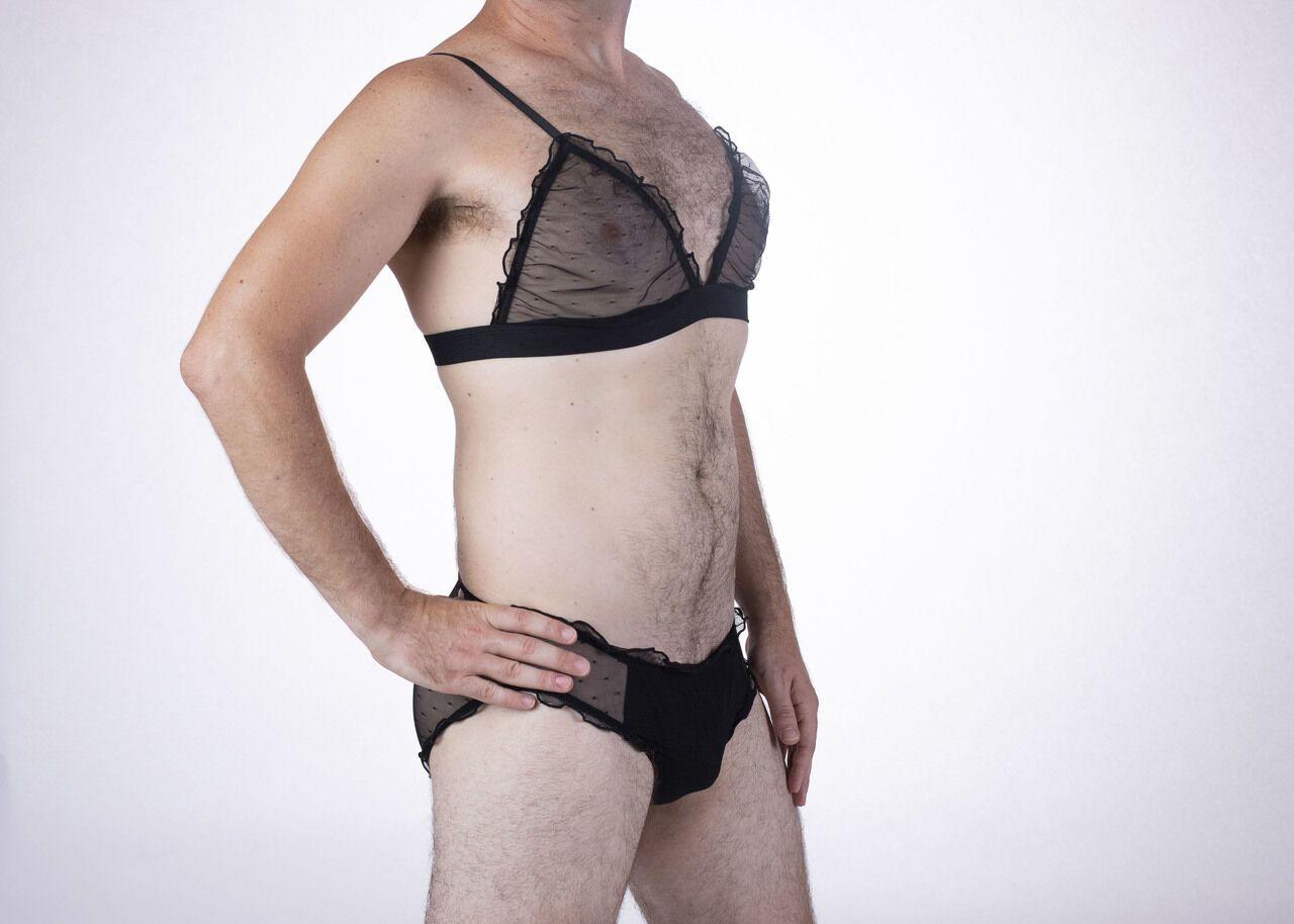 мужское кружевное белье новая коллекция