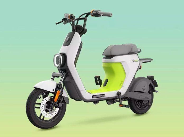 Електричний скутер Ninebot C40