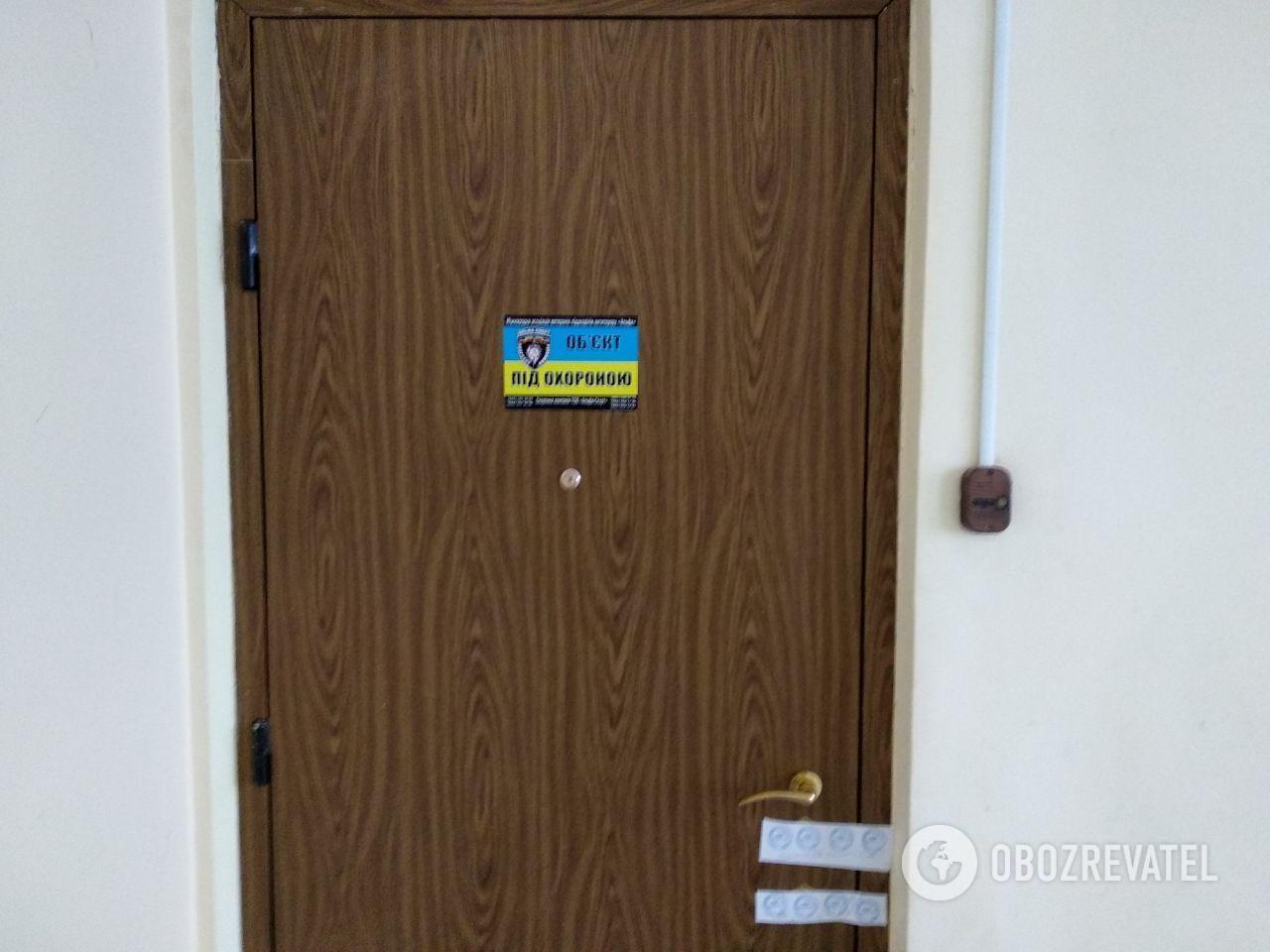 Квартира, де виявили тіло бізнесмена, опечатана