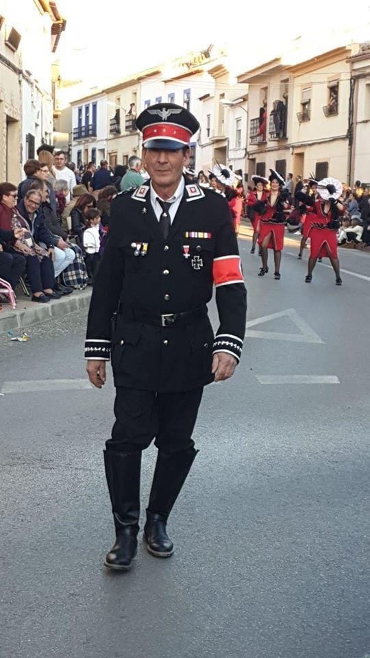 Іспанці нарвалися на скандал через карнавалу на тему Голокосту