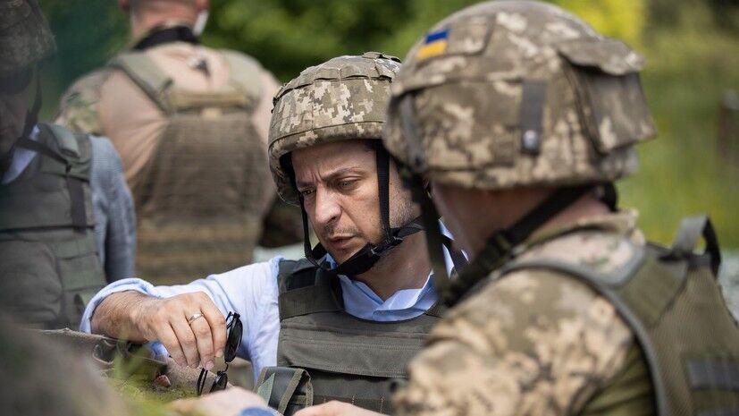 """Зеленський готує """"план Б"""" на Донбасі - генерал СБУ"""