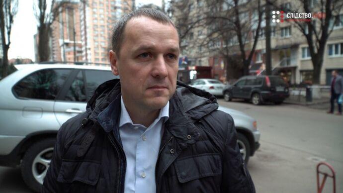 Прокурор Красножон пропонував Альперіну дані за гроші