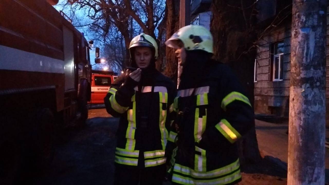 В Одессе из страшного пожара спасли 8 детей