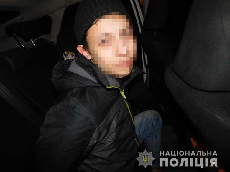Затриманий грабіжник. Йому загрожує до 4 років позбавлення волі